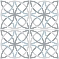 Chic Collection Bosham White 45x45