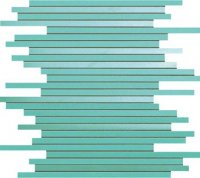Dwell Turquoise Mosaico L